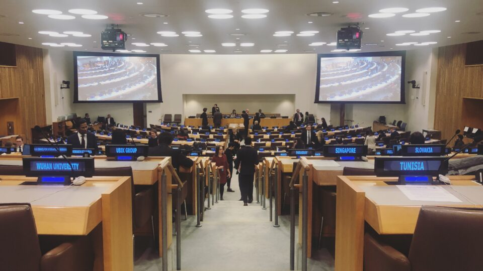 Cybersecurity Tech Accord joins the UN dialogue to limit the offensive use of digital technologies