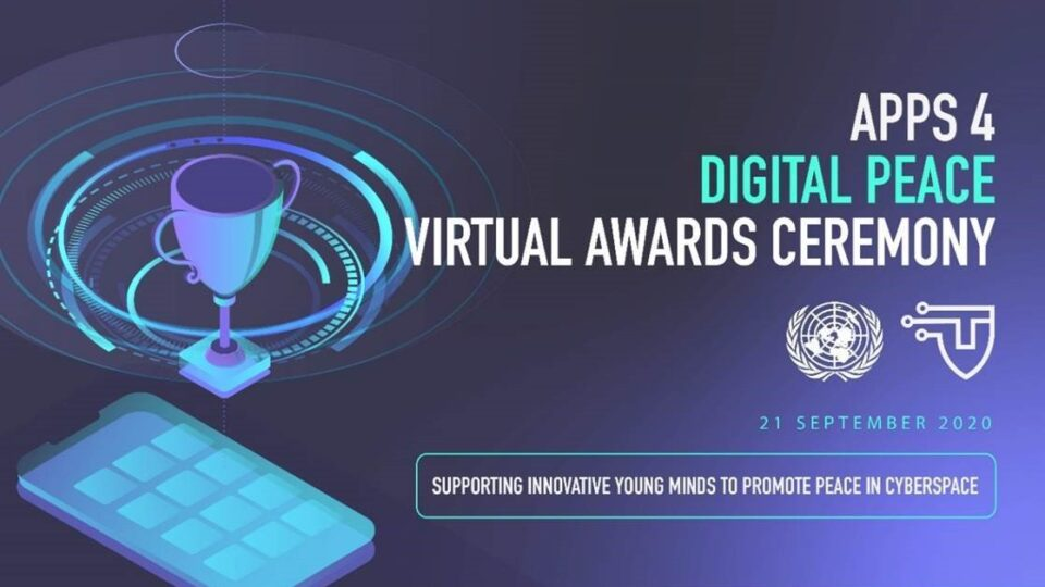 EVENT | Apps 4 Digital Peace Competition Virtual Awards Ceremony